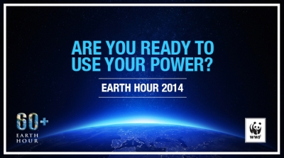 Celebrating Earth Hour